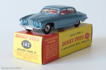 Jaguar Mark X - Dinky Toys réf. 142