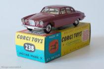Jaguar Mark X - Corgi Toys réf. 238