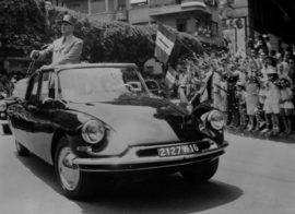 Citroën DS du Général De Gaulle