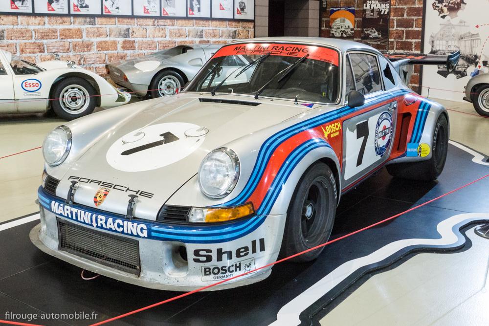 Porsche 911 Carrera RSR turbo de 1974
