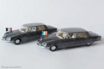 Dinky Toys réf. 1435 - Citroën DS Présidentielle