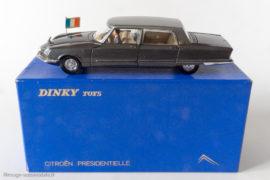 Dinky Toys réf. 1435 série limitée Elysée - Citroën DS Présidentielle