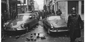 Citroën DS en mai 1968