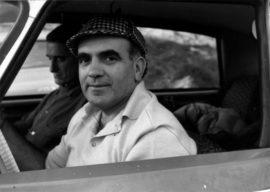 Citroën ID 19 vainqueur du Rallye de Monte Carlo 1959 - Paul Coltelloni au volant