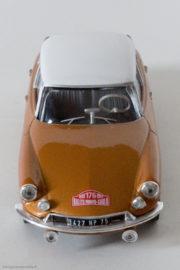 Citroën ID 19 vainqueur du Rallye de Monte Carlo 1959 - Ixo/Altaya