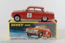 Dinky Toys réf. 1401 - Alfa Roméo Giulia version Tour de France auto