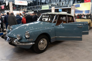 Rétromobile 2019 - Citroën DS 1955