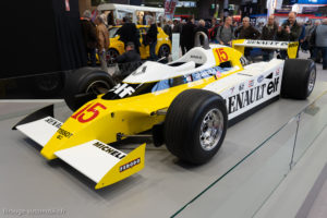 Rétromobile 2019 - Renault F1 RS 10 1979