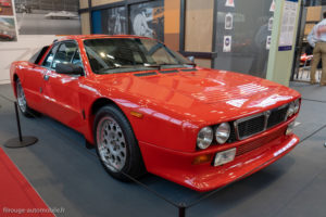 Rétromobile 2019 - Lancia Rally 037