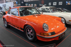 Rétromobile 2019 - Porsche 911 Carrera RS