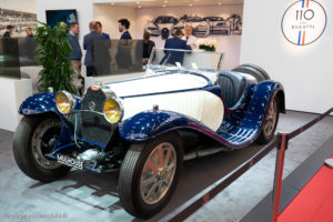 Rétromobile 2019 - Bugatti