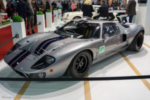 Rétromobile 2019 - Ford GT 40
