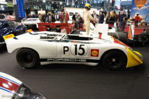 Rétromobile 2019 - Porsche 908