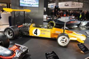 Rétromobile 2019 - Mac Laren Formule 1 M7C 01 1969