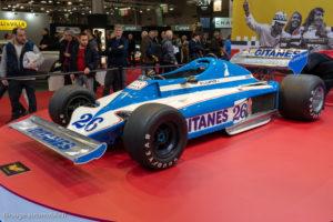 Rétromobile 2019 - Ligier F1
