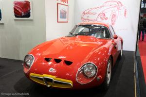 Rétromobile 2019 - Alfa Romeo TZ