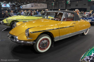 Rétromobile 2019 - Citroën DS Chapron