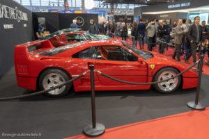 Rétromobile 2019 - Ferrari F40