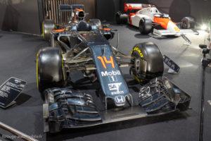 Rétromobile 2019 - Mac Laren Formule 1