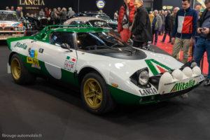 Rétromobile 2019 - Lancia Stratos