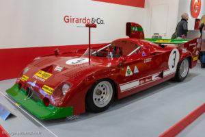 Rétromobile 2019 - Alfa Romeo 33 1974