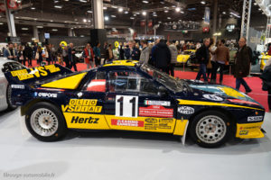 Rétromobile 2019 - Lancia Rally 037 groupe B