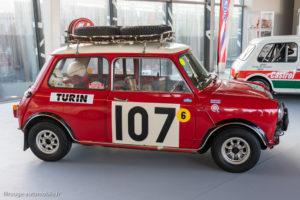 Rétromobile 2019 - Mini Rallye