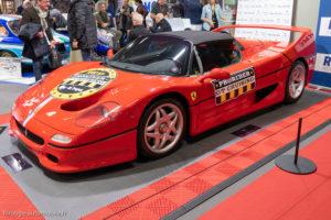 Rétromobile 2019 - Ferrari F50