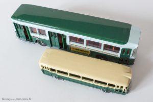 Autobus Parisien - Dinky Toys 25D et 889