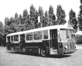 Autobus parisien Somua Panhard OP5/3