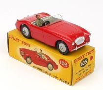 Austin Healey 100 - DInky Toys réf. 103