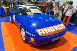 Rétro Passion Rennes 2019 - Porsche 944 Cup