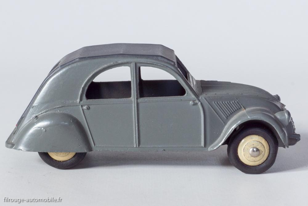 Citroën 2 CV A - Dinky Toys 24 T - variante 3