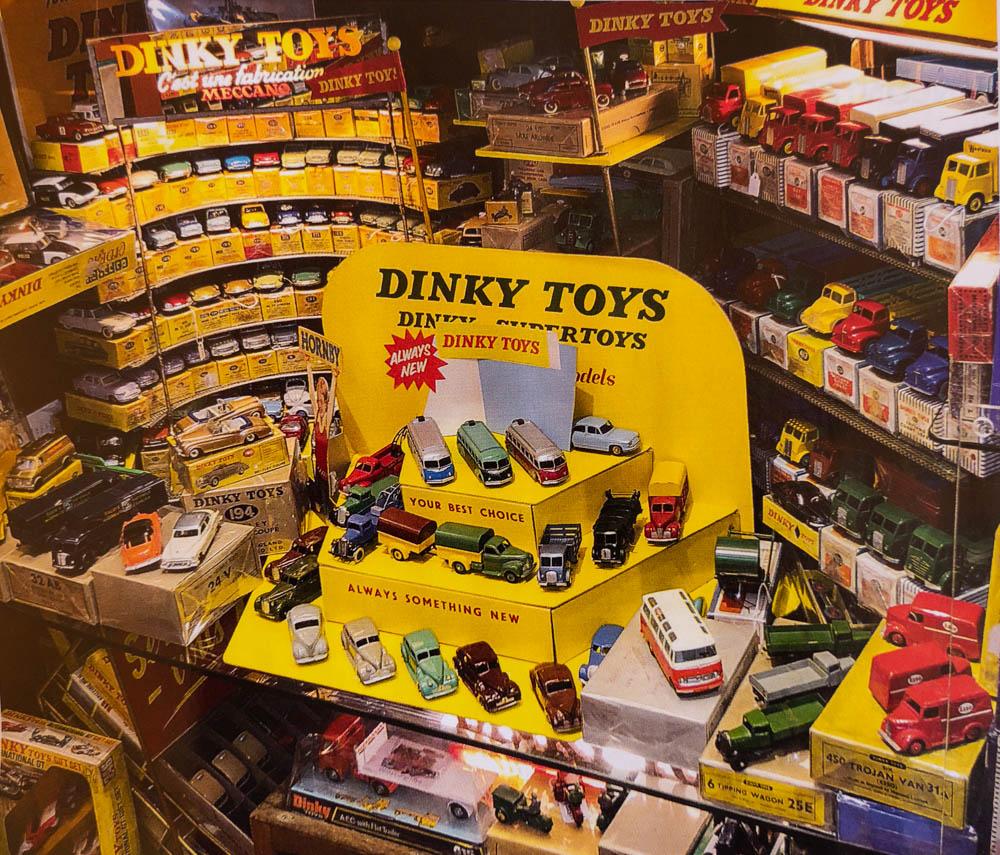 extrait Collectionneur & Chineur - Hors-série 2019 : La collection amoureuse Dinky Toys