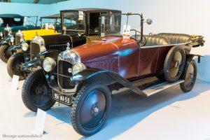 Rétro Passion Rennes 2019 - 100 ans Citroën - Type A 1919
