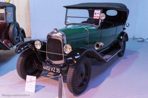 Rétro Passion Rennes 2019 - 100 ans Citroën - Torpedo 1928