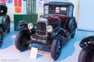 Rétro Passion Rennes 2019 - 100 ans Citroën - 5HP type C3 cabriolet 1925