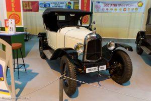 Rétro Passion Rennes 2019 - 100 ans Citroën - Torpédo C2 1923
