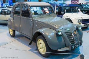 Citroën 2 CV A 1954