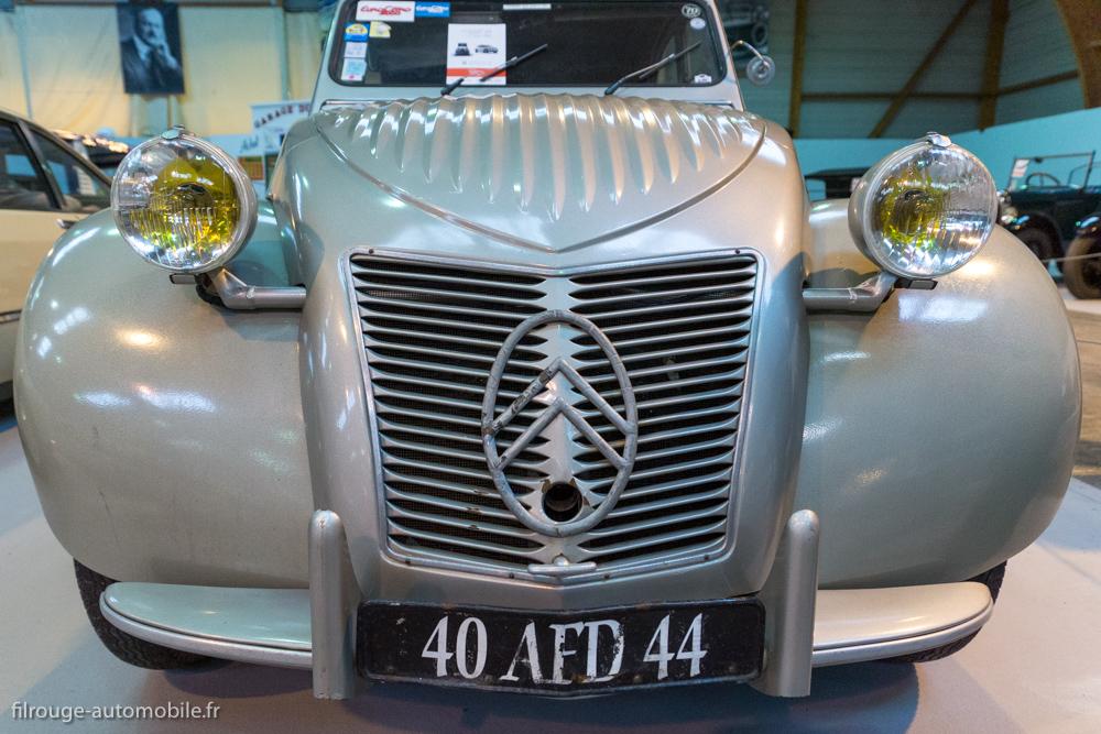 Citroën 2 CV A 1951
