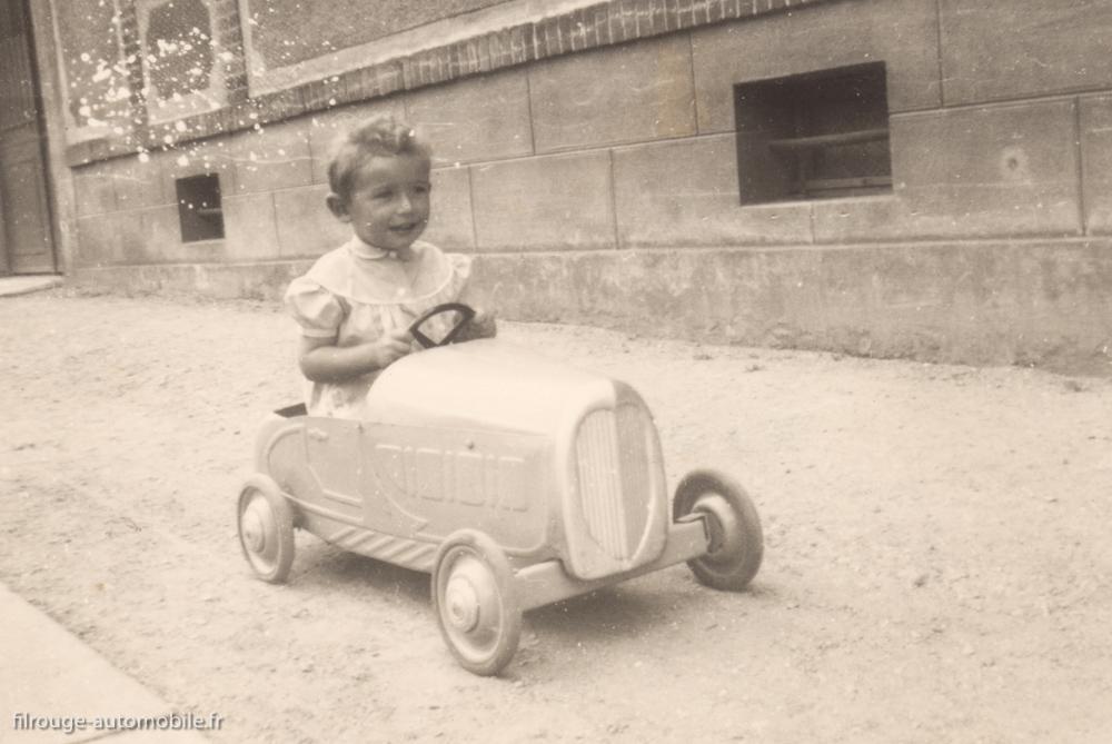 Pilote du site Filrouge automobile