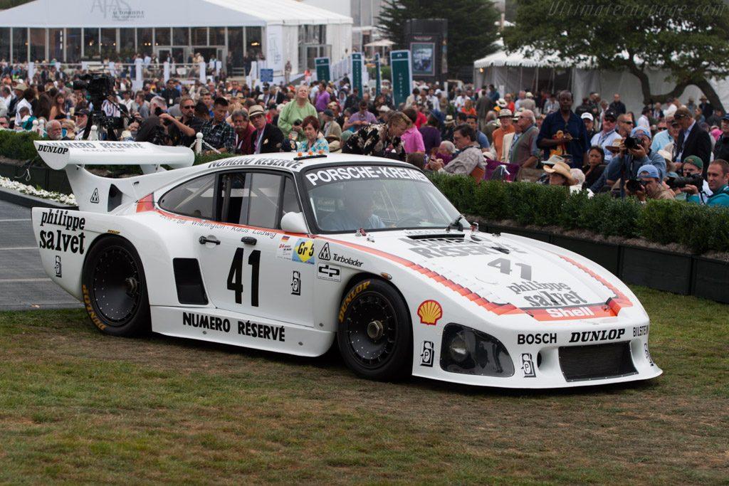 Porsche 935 K3 - vainqueur 24 heures du Mans 1979