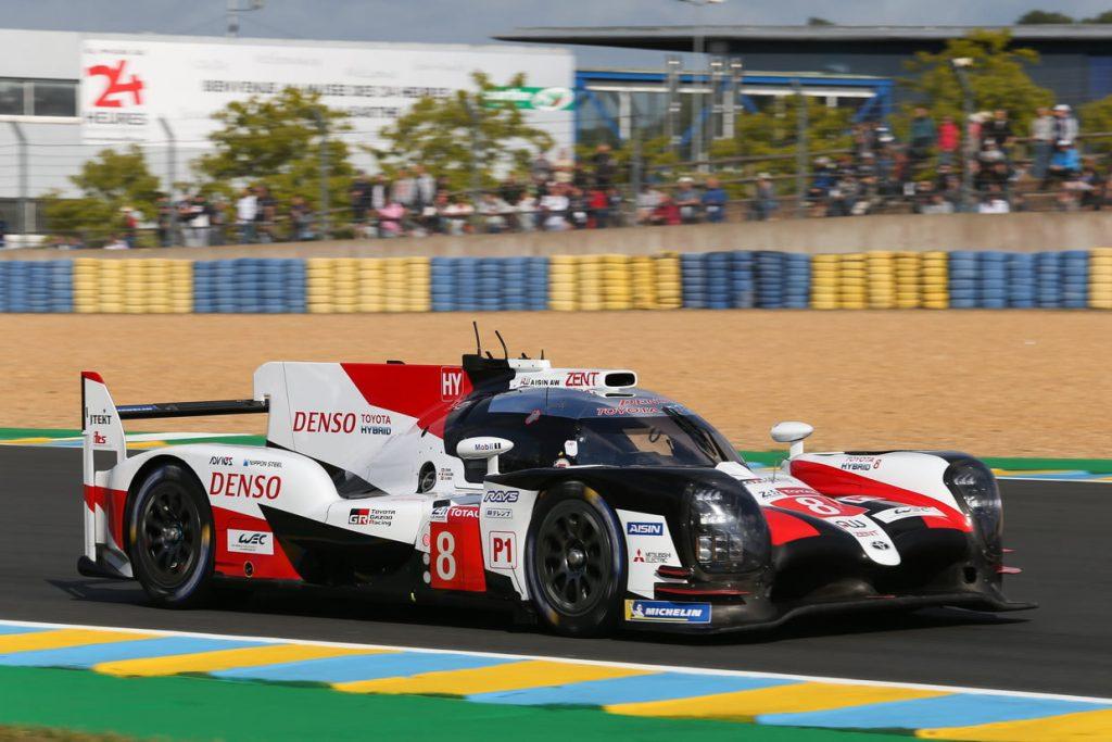 Toyota TS050 Hybrid - vainqueur 24 heures du Mans 2019