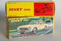 Mercedes Benz 230 SL - Dinky Toys réf. 516 - boite