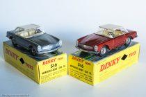 Mercedes Benz 230 SL - Dinky Toys réf. 516