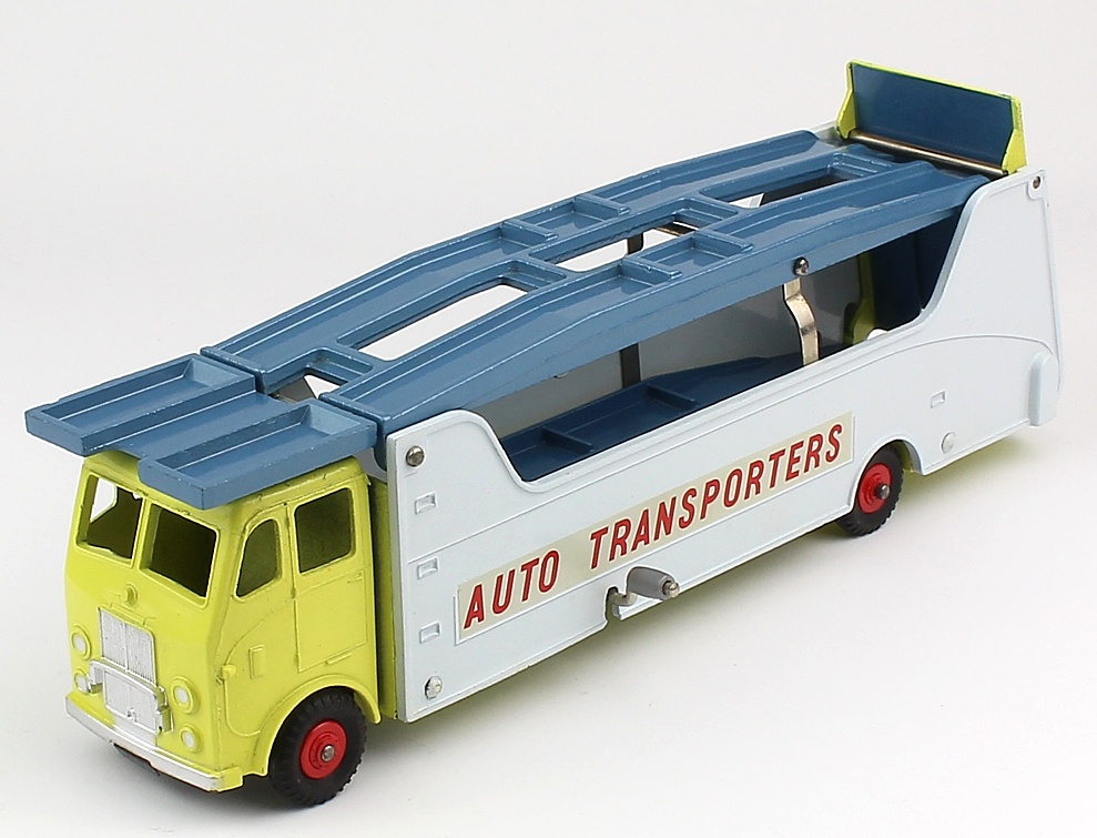 Dinky Toys réf. 989 - Car Carrier Auto Transporters