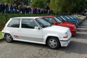 Autobrocante de Lohéac 2019 - Renault 5 GT Turbo