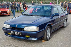 Autobrocante de Lohéac 2019 - Renault 21 2L Turbo