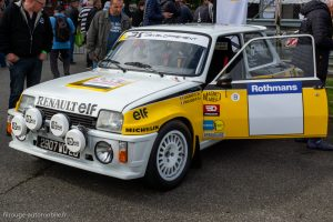 Autobrocante de Lohéac 2019 - Renault 5 Turbo