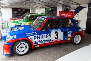 Autobrocante de Lohéac 2019 - Renault 5 Maxi Turbo